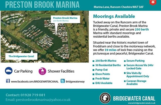 Preston Brook Marina