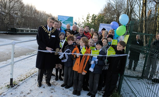 Phase 3 of the Bridgewater Way Opens in Trafford